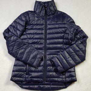 Lauren Ralph Lauren Navy Blue Down Puffer Jacket